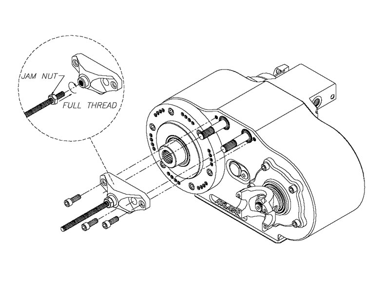 2007 kia rondo transmission diagram