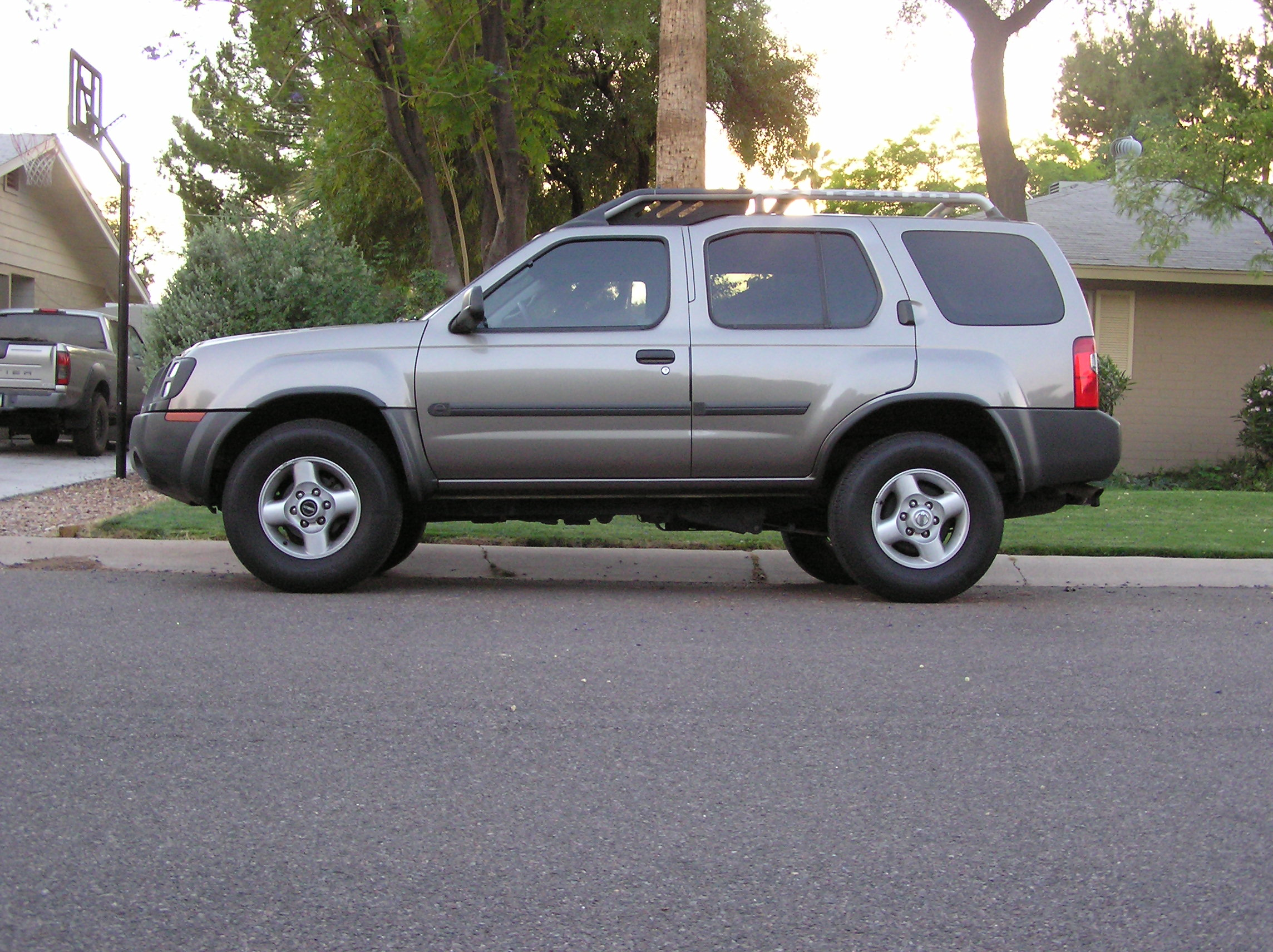Calmini 3 suspension lift install nissan xterra supercharged x vanachro Images