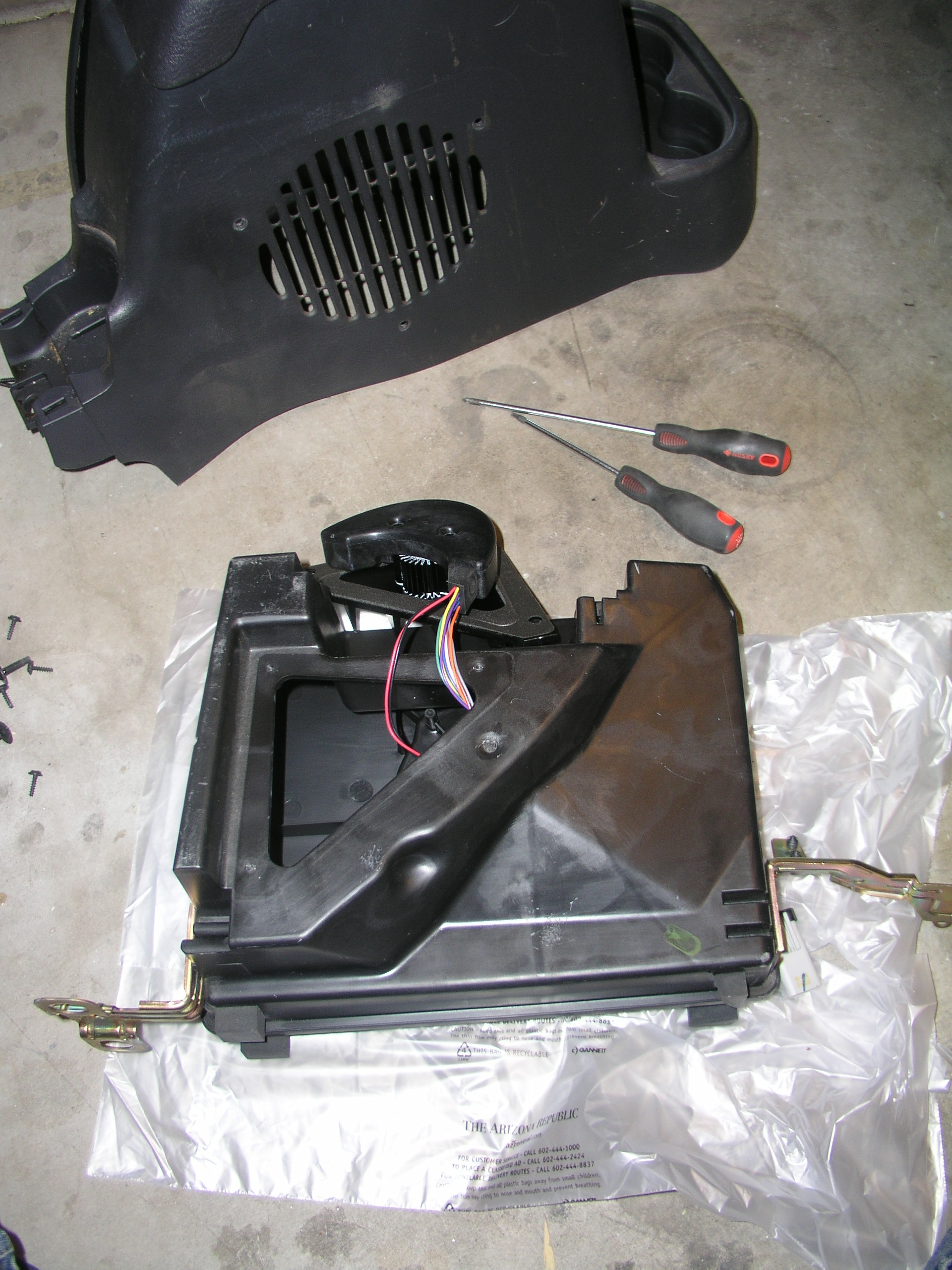 Retroactively Installing A Factory Sub In Your Wrangler Ford 20 Pin Radio Wiring Harness